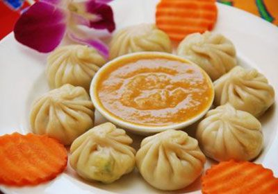 Chicken Momo (Mild)